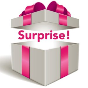 Surprise Gift Added to Your Order
