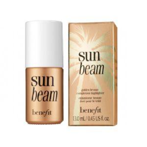 ไฮไลท์เบเนฟิตโมเมพาเพลิน BENEFIT SUN BEAM GOLDEN BRONZE 4ML