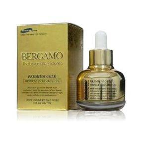 เซรั่ม BERGAMO THE LUXURY SKIN SCIENCE PREMIUM CAVIAR CARE AMPOULE