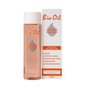 ผลิตภัณฑ์ลดรอยแผลเป็นและรอยแตกลาย BIO-OIL