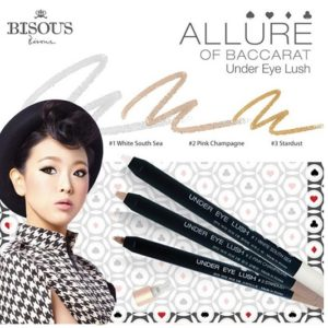 อายไลเนอร์ BISOUS BISOUS ALLURE OF BACCARAT UNDER EYE LUSH