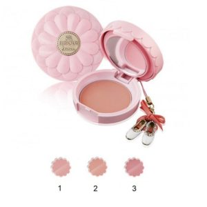 บลัชออน BISOUS BISOUS MIRACLE WHITE BLUSHER COLLAGEN AND VITAMIN C