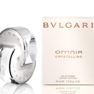 น้ำหอมบุลการี่ ออมเนีย สีขาว BVLGARI OMNIA CRYSTALLINE EDT