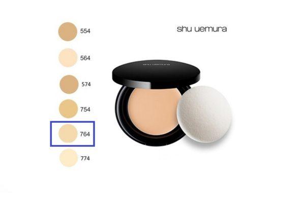 แป้งพัฟ SHU UEMURA THE LIGHTBULB UV COMPACT FOUNDATION