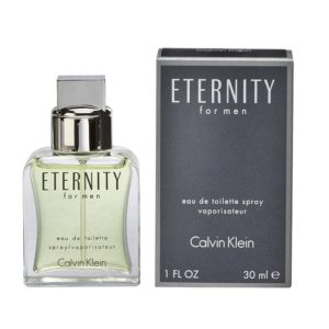 น้ำหอมไวออลซีเค CALVIN KLEIN ETERNITY FOR MEN EAU DE TOILETTE EDT