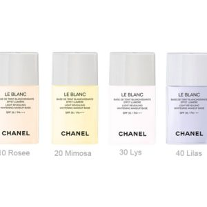 เบสผิวสวย CHANEL LE BLANC LIGHT REVEALING BASE