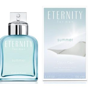 น้ำหอมผู้ชาย CK CALVIN KLEIN ETERNITY SUMMER  2014 FOR MEN EDT