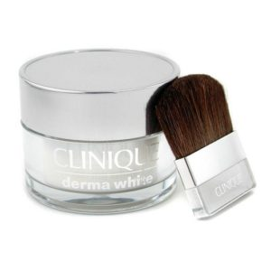 แป้งฝุ่น CLINIQUE DERMA WHITE BRIGHT LOOSE POWDER WITH BRUSH