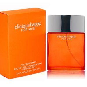 น้ำหอมผู้ชายกลิ่นหอมมีสไตล์ CLINIQUE HAPPY FOR MEN EDT
