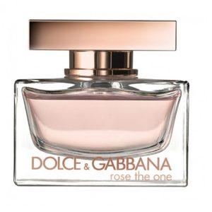 น้ำหอมกลิ่นหอมหวาน DOLCE & GABBANA ROSE THE ONE EAU DE PARFUM