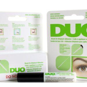 กาวติดขนตาดูโอ้พร้อมส่ง DUO BRUSH ON STRIPLASH ADHENSIVE