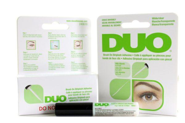 กาวติดขนตา DUO BRUSH ON STRIPLASH ADHENSIVE