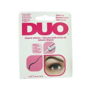 กาวติดขนตาที่โมเมพาเพลินใช้ DUO STRIPLASH ADHENSIVE (DARK TONE)
