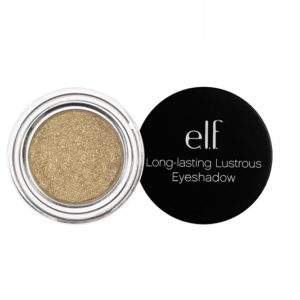 อายแชโดว์ E.L.F. LONG-LASTING LUSTROUS EYESHADOW # TOAST