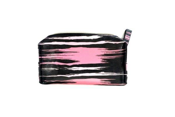 กระเป๋าใส่เครื่องสำอาง ESTEE LAUDER PINK COSMETICS BAG