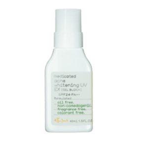 ครีมกันแดด ETTUSAIS MEDICATED ACNE WHITENING UV EX
