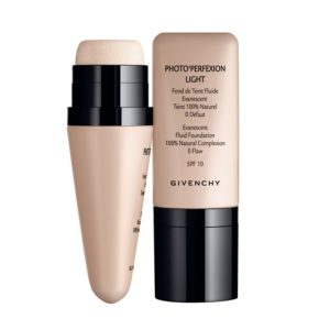 รองพื้นผิวสวย GIVENCHY PHOTO PERFEXION LIGHT FLUID FOUNDATION