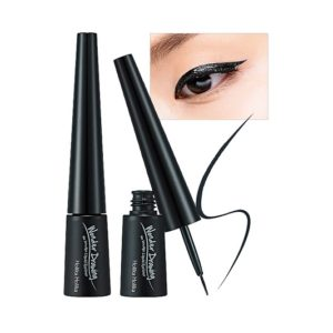 อายไลเนอร์ HOLIKA HOLIKA WONDER DRAWING NO SMUDGE LIQUID EYELINER