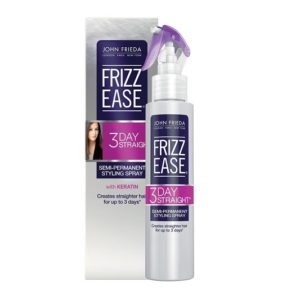 สเปรย์ฉีดผม JOHN FRIEDA FRIZZ EASE 3 DAY STRAIGHT FLAT IRON SPRAY