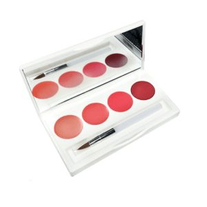 ลิปสติกพาเลท LANEIGE SILK INTENSE 4 COLORS LIP PALETTE