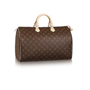 สั่งซื้อกระเป๋า PRE-ORDER LOUIS VUITTON SPEEDY 40