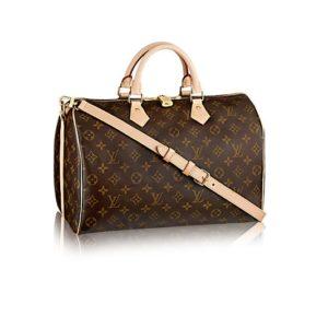 สั่งซื้อกระเป๋า PRE-ORDER LOUIS VUITTON SPEEDY BANDOULIERE 35