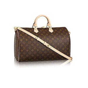 สั่งซื้อกระเป๋า PRE-ORDER LOUIS VUITTON SPEEDY BANDOULIERE 40