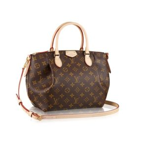 พร้อมส่ง LOUIS VUITTON TURENNE PM MONOGRAM HANDBAG