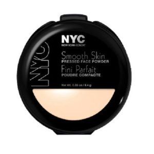 แป้งอัดแข็ง N.Y.C. SMOOTH SKIN PRESSED FACE POWDER