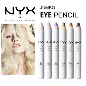 ดินสอเขียนตา NYX JUMBO EYE PENCIL # 617 ICED MOCHA