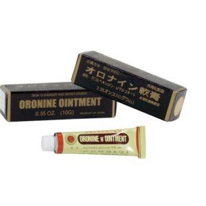 ออยเม้นท์สารพัดประโยชน์ OTSUKA ORONINE H OINTMENT