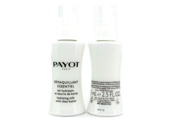 พาโย่ท์คลีนซิ่งมิลค์ขนาดทดลอง PAYOT HYDRATING MILK WITH SHEA BUTTER 75 ML
