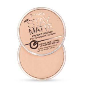 แป้งคุมมันเทพๆ RIMMEL STAY MATTE PRESSED POWDER # 011 CREAMY NATURAL