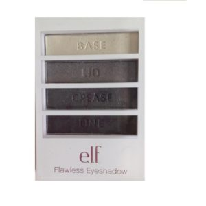 อายแชโดว์ E.L.F. FLAWLESS EYESHADOW # SMOKEY