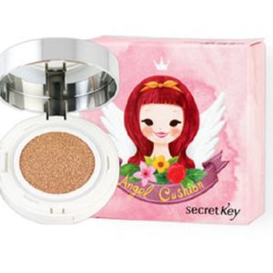 บีบีคูลชั่น SECRET KEY FACE COATING ANGEL CUSHION