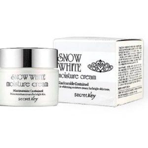 มอยซ์เจอไรเซอร์ SECRET KEY SNOW WHITE MOISTURE CREAM
