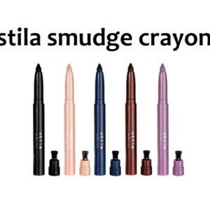 ดินสอสารพัดประโยชน์ STILA SMUDGE CRAYON (PRIMER/ SHADOW/ LINER)