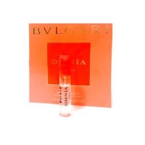 น้ำหอมขนาดทดลอง BVLGARI OMNIA INDIAN GARNET EDT