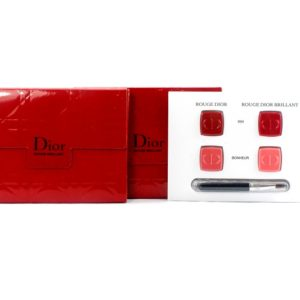 ลิปสติกสีสวย DIOR ROUGE DIOR ROUGE BRILLANT BUBBLE LIPSET WITH BRUSH