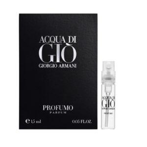 เทสเตอร์น้ำหอม GIORGIO ARMANI ACQUA DI GIO PROFUMO EDP FOR MEN
