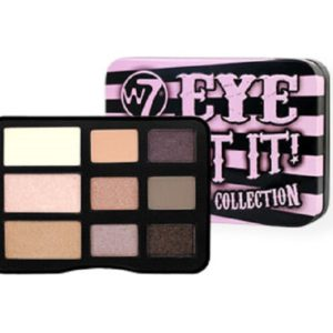 อายแชโดว์ W7 EYE WANT IT EYE SHADOW COLLECTION