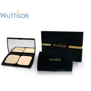 แป้งพัฟ WUTTISAK FLAWLESS PERFECTION CLEAR POWDER